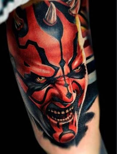 Devil Tattoos Designs.61