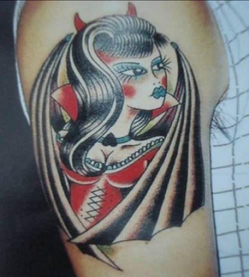 Devil Tattoos Designs.64
