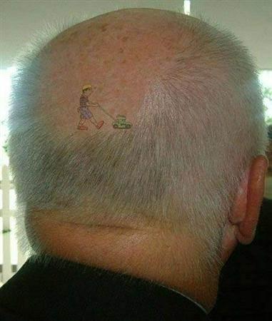 Funny tattoos.13
