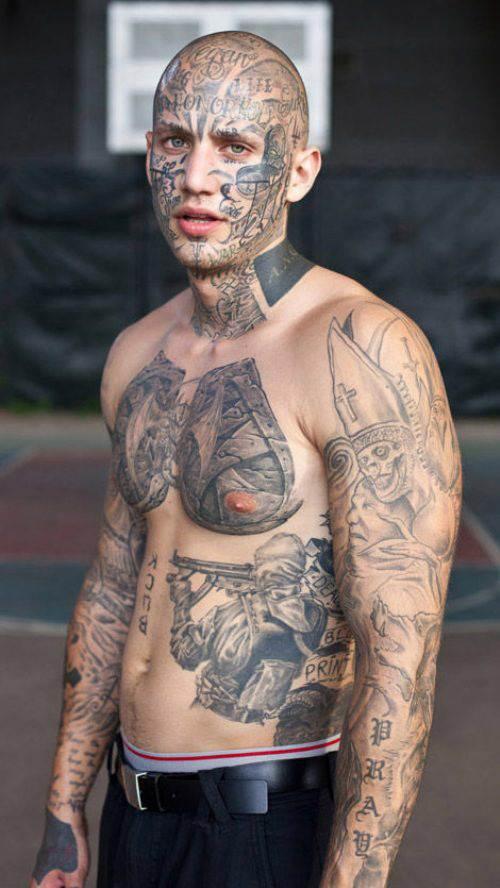 Funny tattoos.14