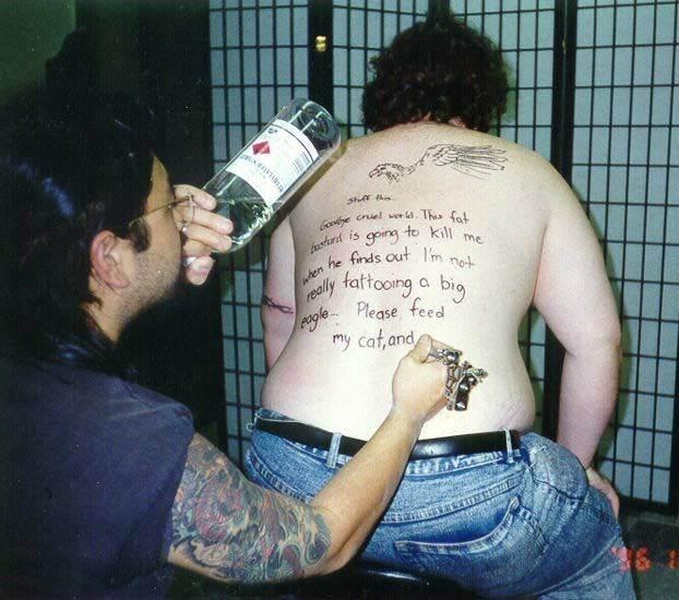 Funny tattoos.2