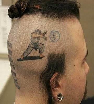 Funny tattoos.23
