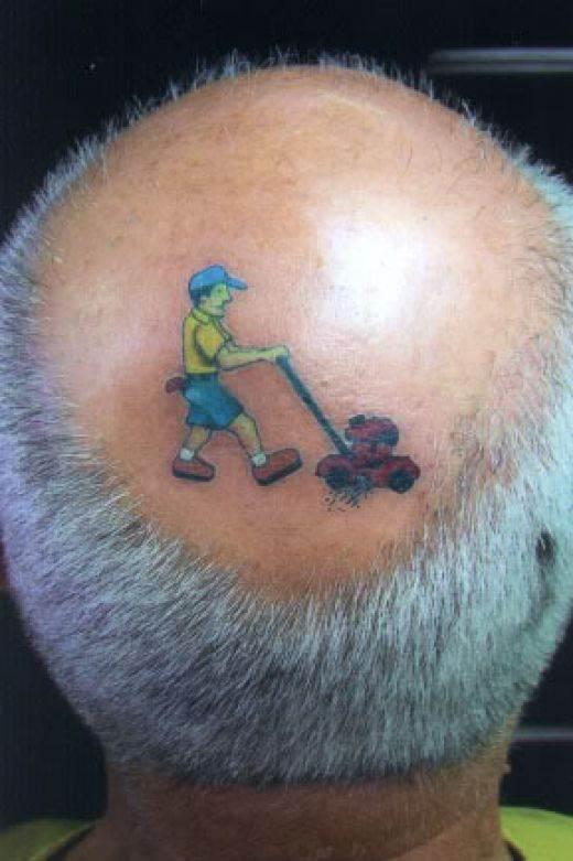 Funny tattoos.1