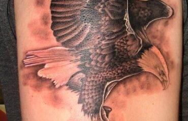 Amazing Eagle Tattoo Designs