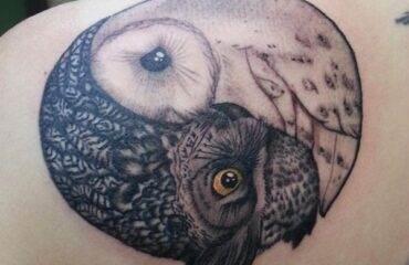 Amazing Yin Yang Tattoos For Boys and Girls