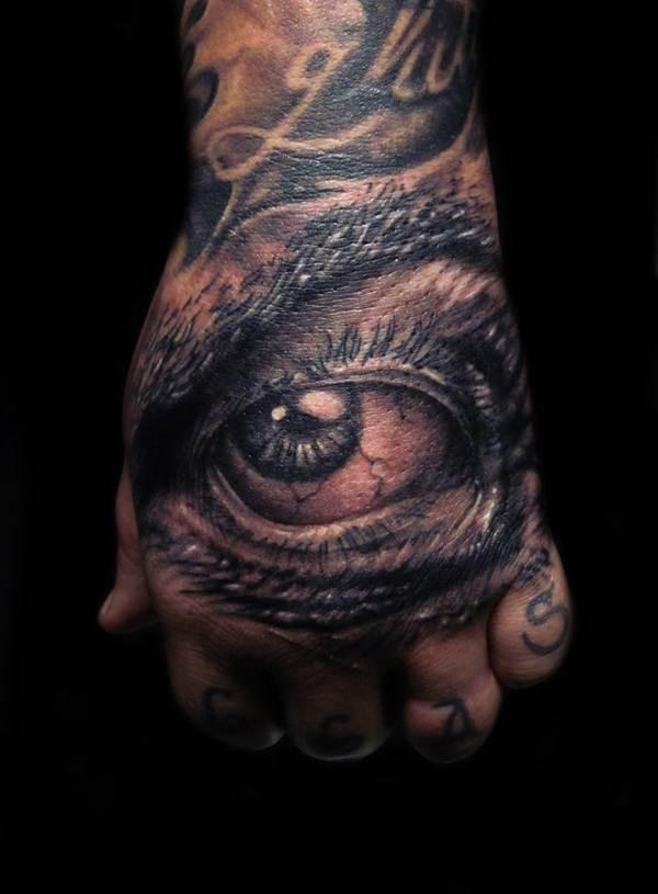 Eye Tattoo Designs12