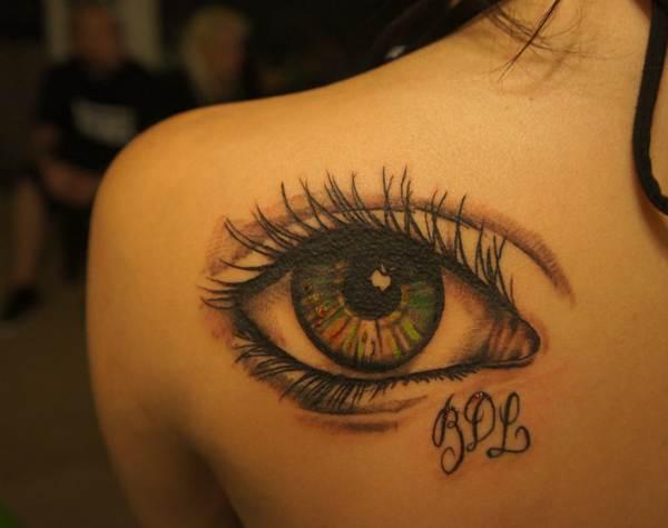 Eye Tattoo Designs3