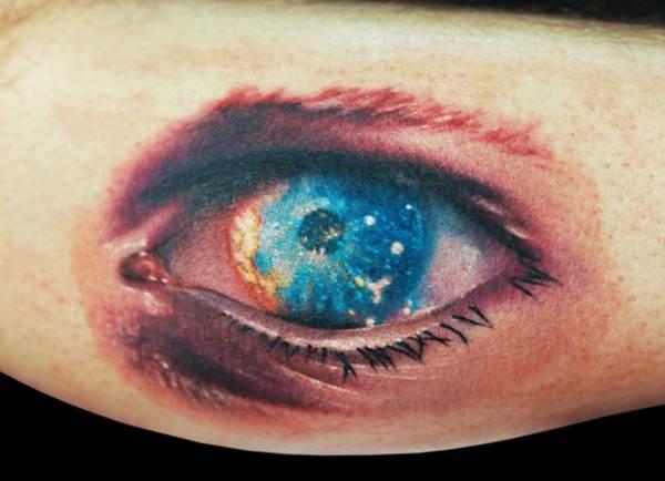 Eye Tattoo Designs7