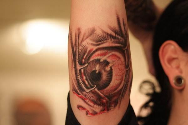 Eye Tattoo Designs8