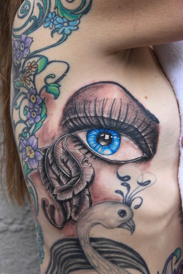 Eye Tattoo Designs17
