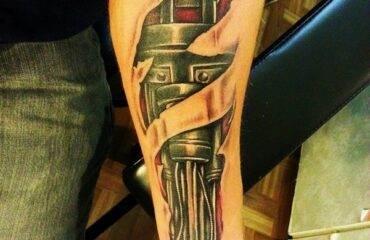 Cool Arm Tattoo Designs