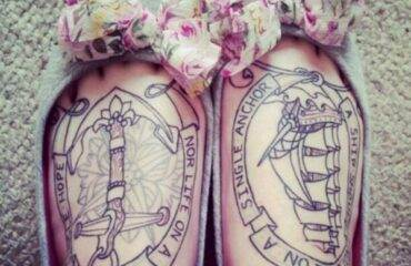 Amazing Foot Tattoo Designs for Boys and Girls