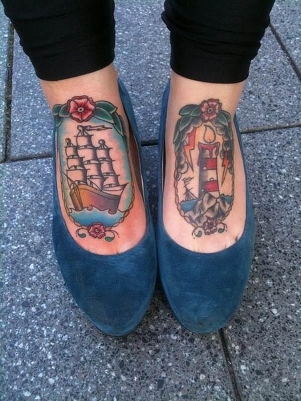 feet tattoo (25)
