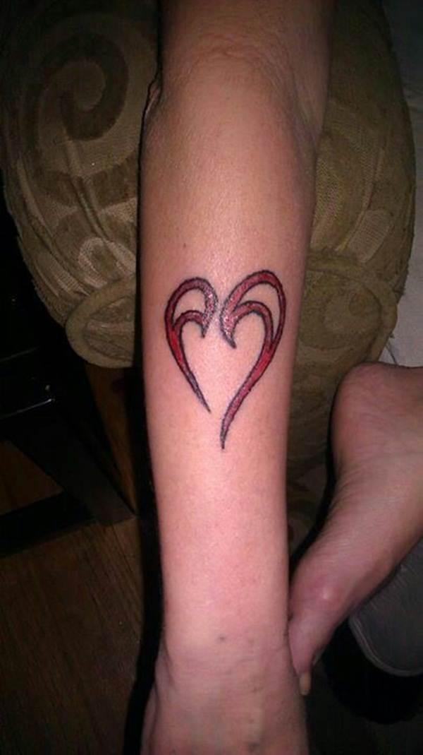 Heart Tattoo Designs (5)
