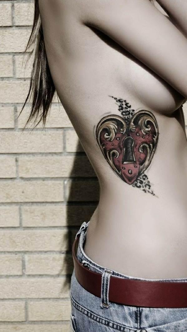 Heart Tattoo Designs (7)