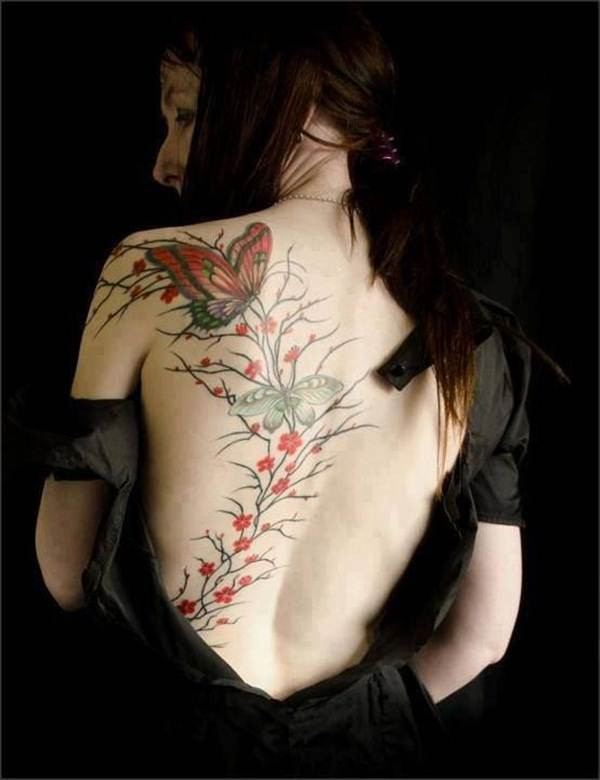 butterfly tattoos (22)