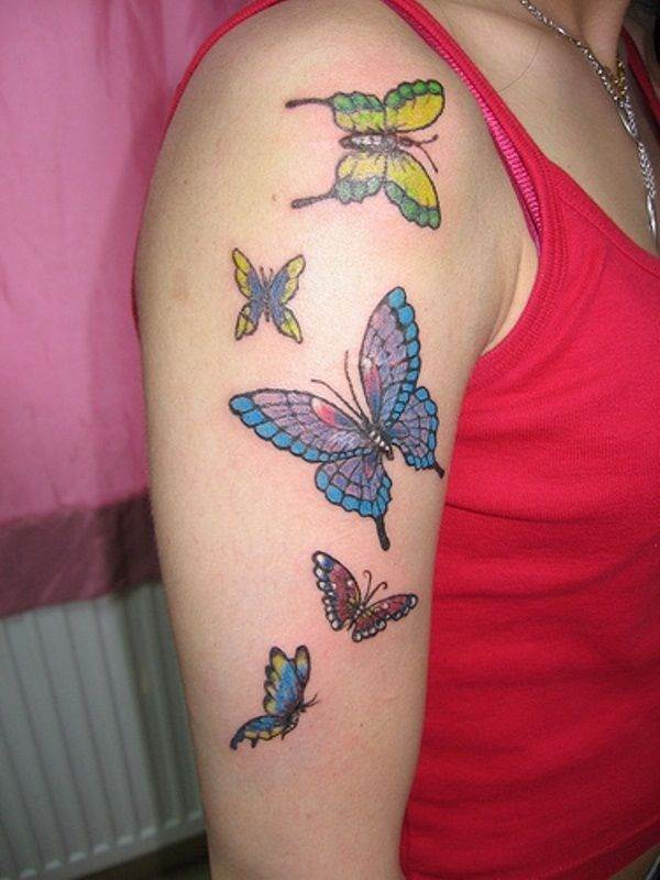 butterfly tattoos (18)