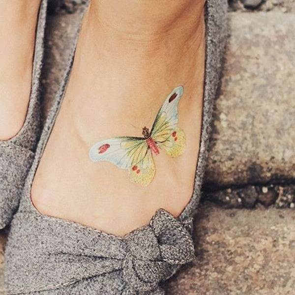 butterfly tattoos (2)