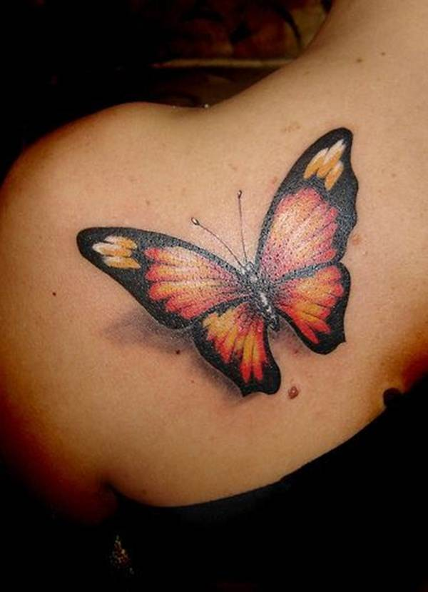 butterfly tattoos (3)