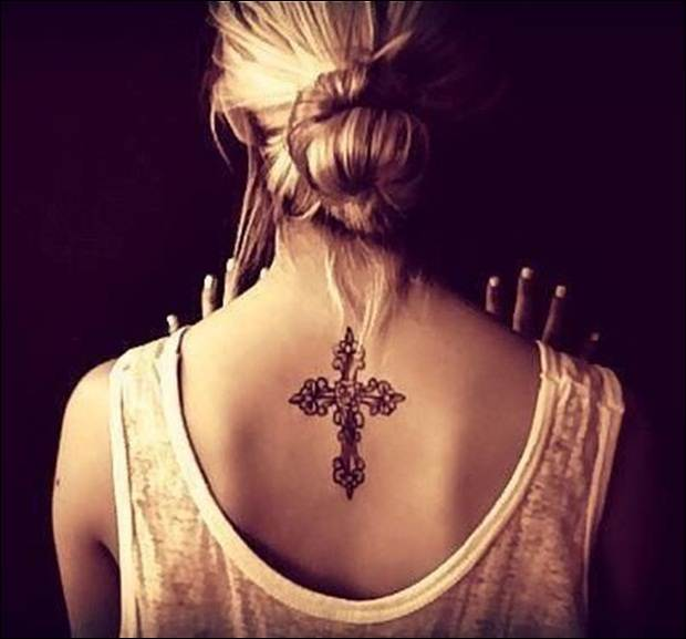 Cross Tattoo Designs (21)