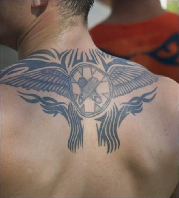 Cross Tattoo Designs (36)