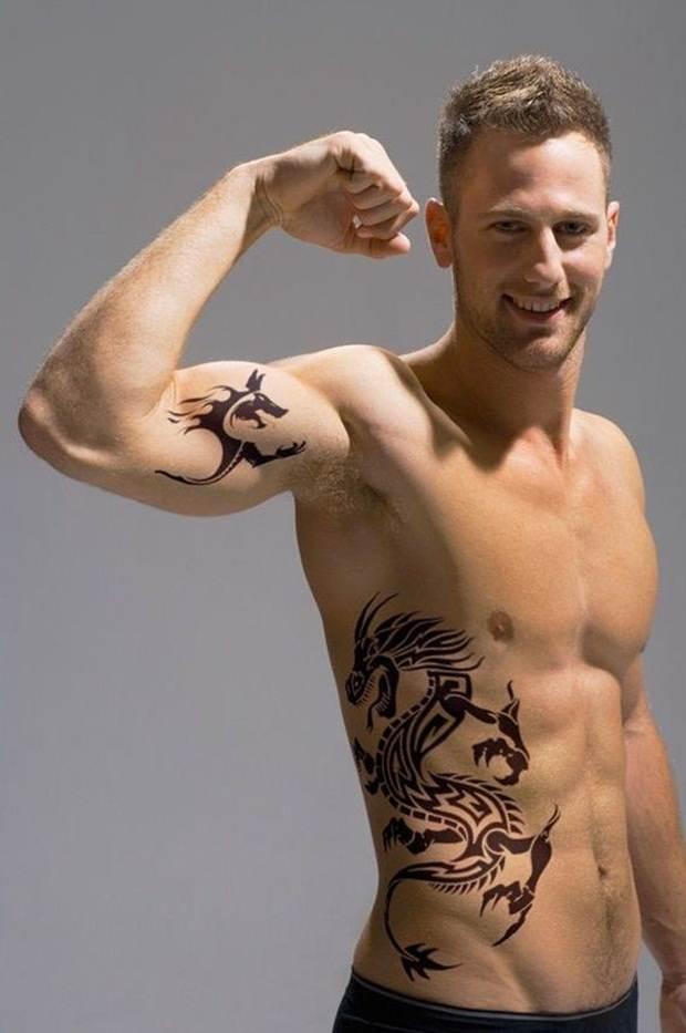 Dragon tattoos (13)