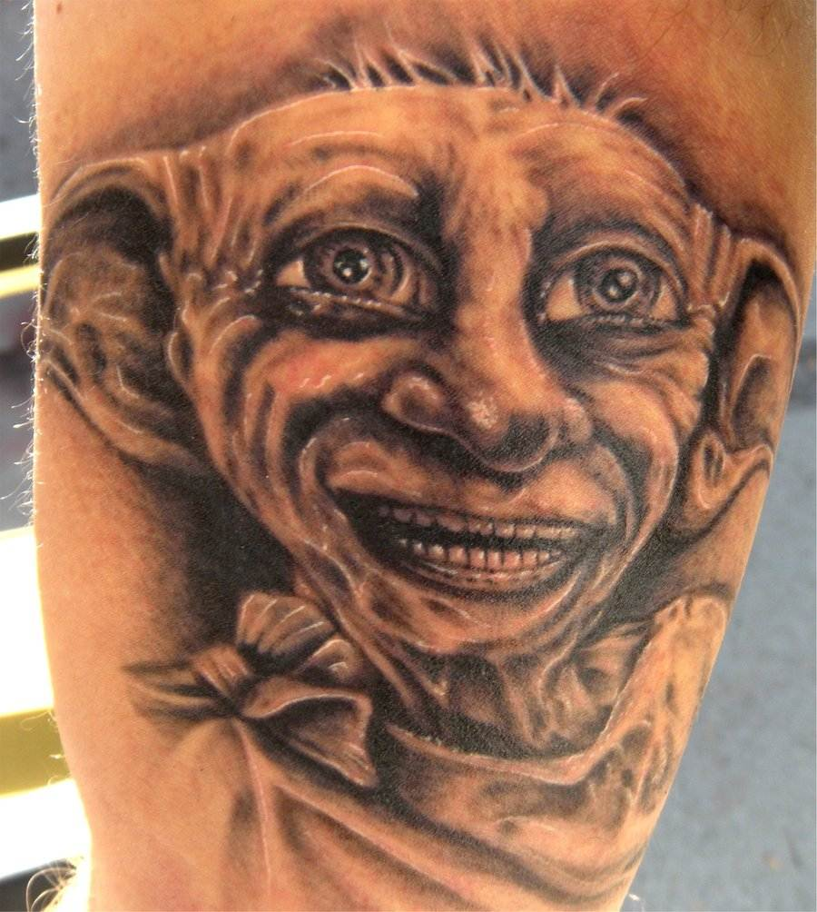Harry Potter Tattoos.1