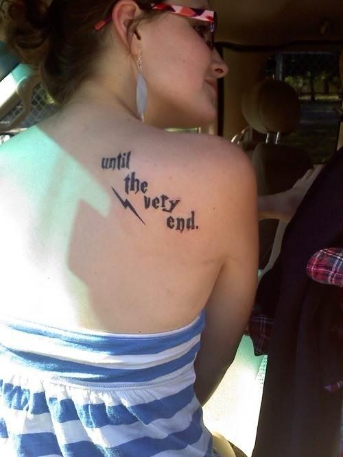 Harry Potter Tattoos.17