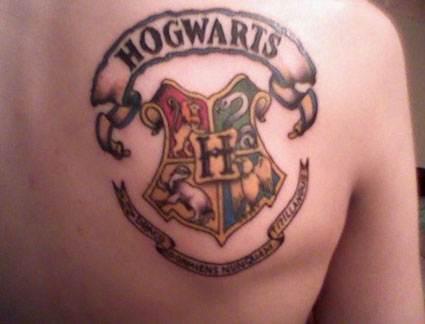 Harry Potter Tattoos.18