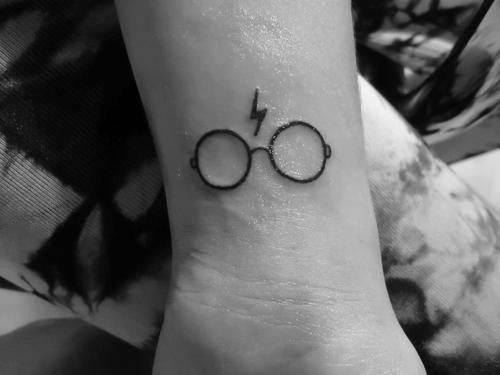 Harry Potter Tattoos.19