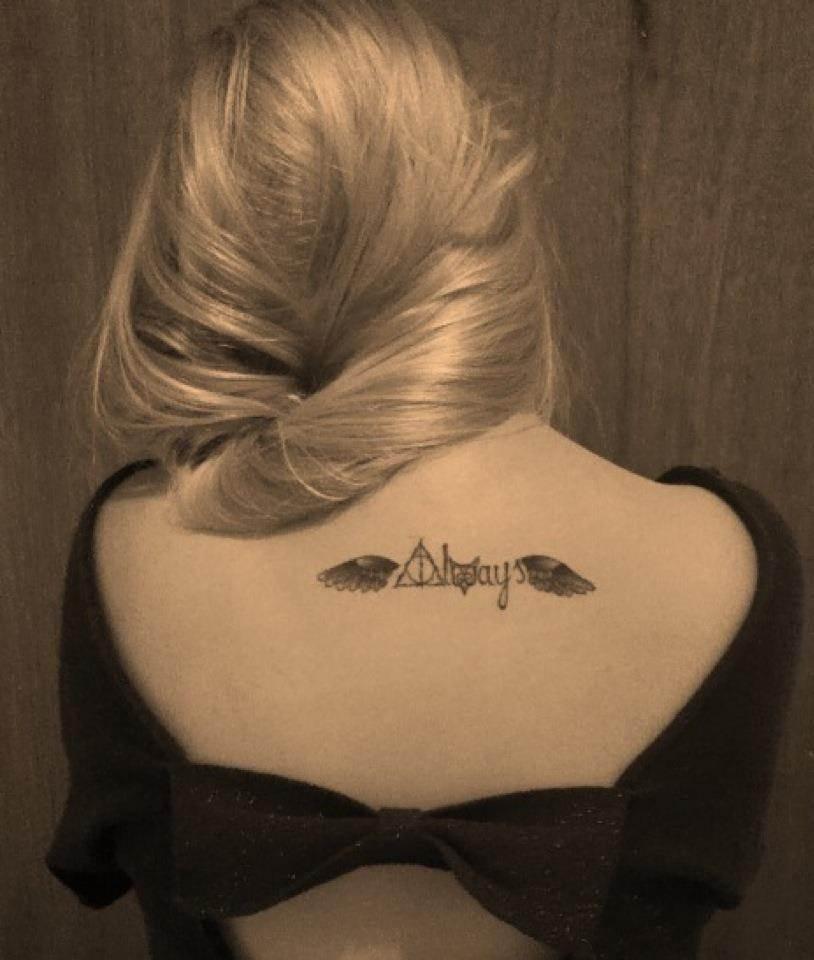 Harry Potter Tattoos.20