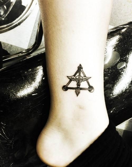 Harry Potter Tattoos.24