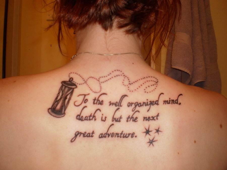 Harry Potter Tattoos.10