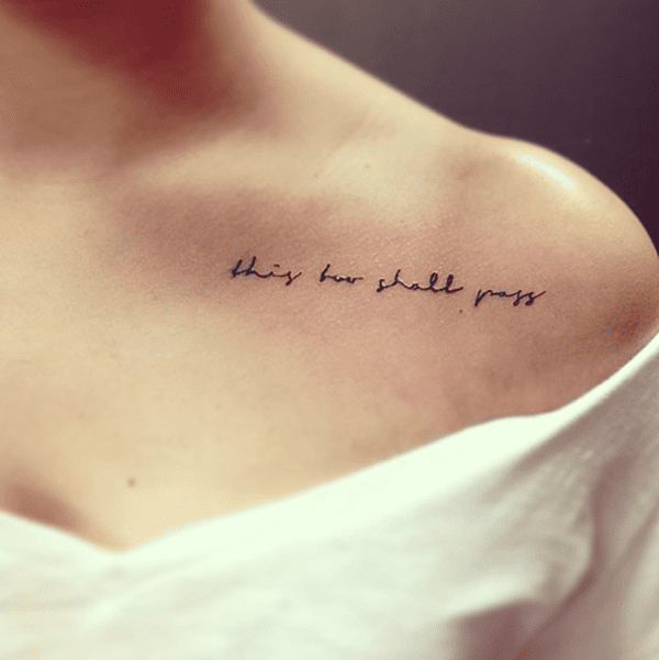 Small Tattoo Designs and Ideas.35