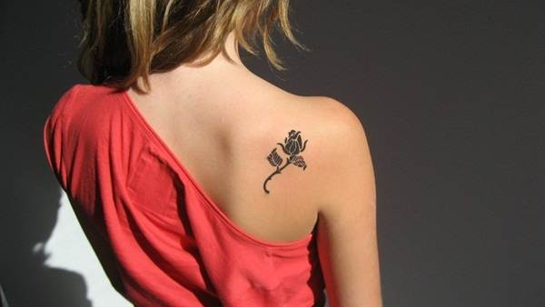 Small Tattoo Designs and Ideas.45