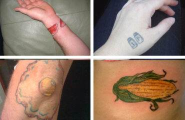 Designs in Tattoos to Avoid