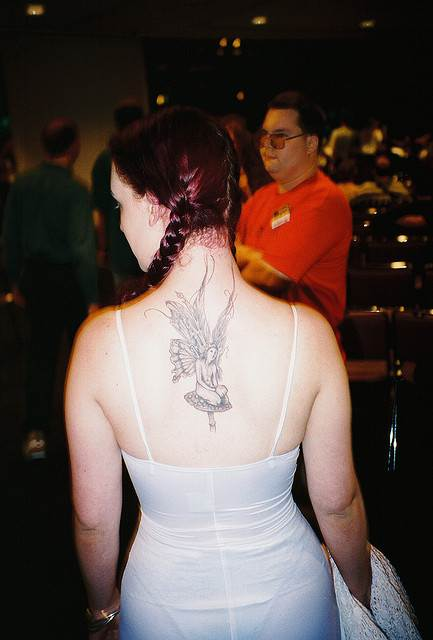 Fairy Tattoo Design and Ideas for Girls