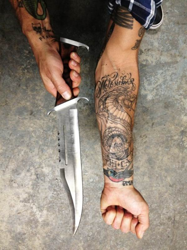 snake tattoo (25)