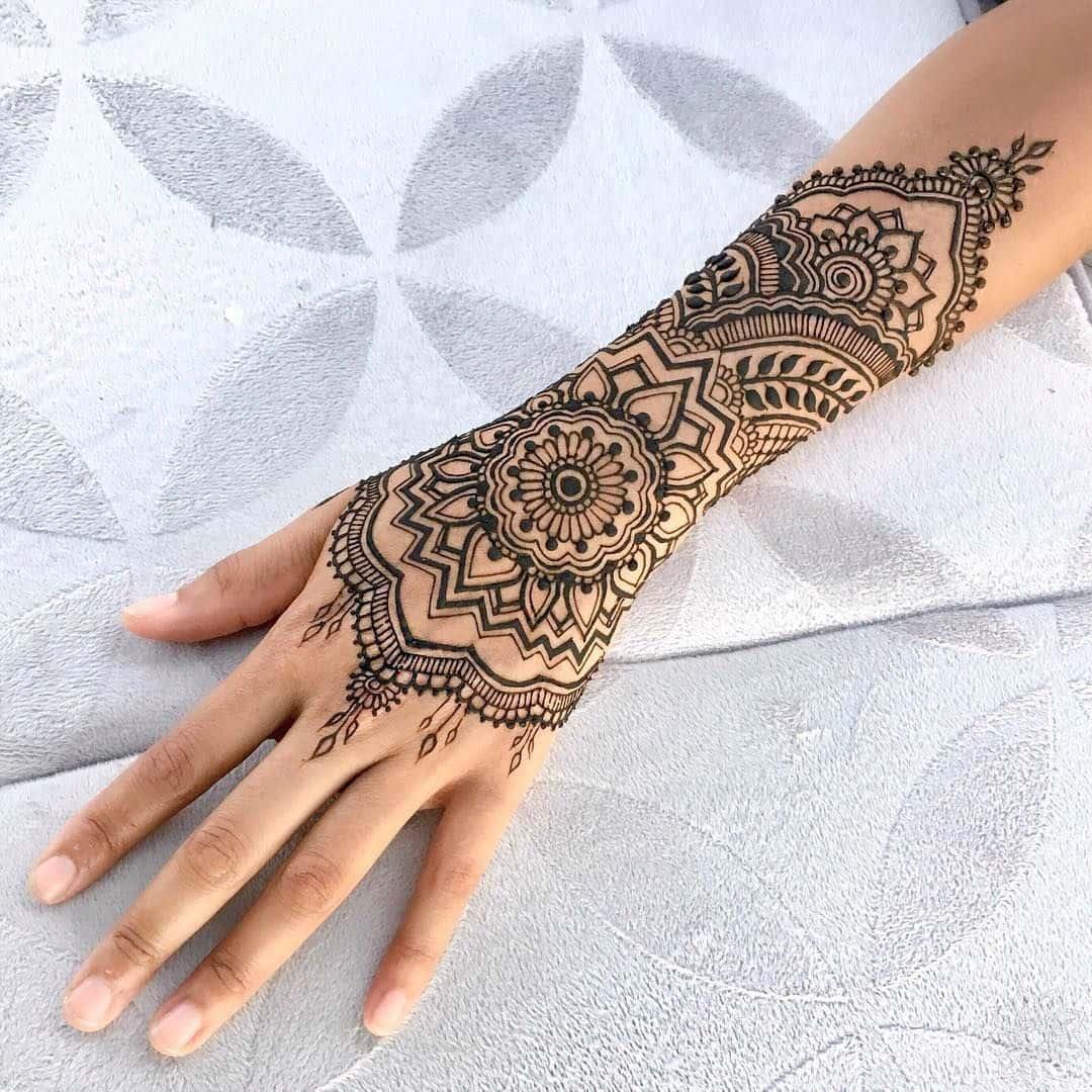 henna tatoo ideas