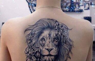 Gorgeous Flower Tattoos