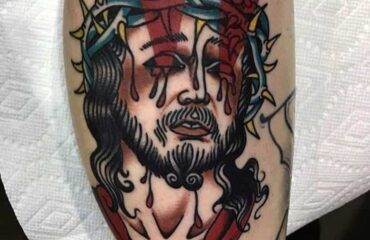 Inspiration Jesus Tattoos
