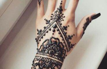 Beautiful Henna Tattoo Ideas For Girls