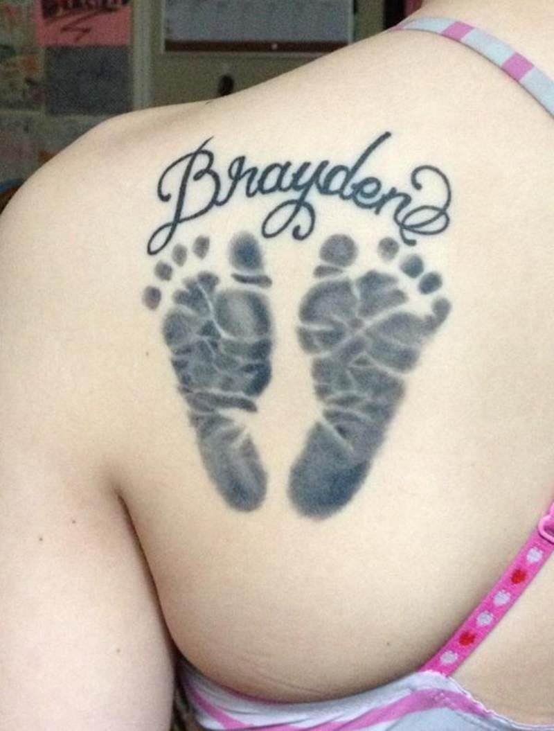 baby-footprint-tattoos
