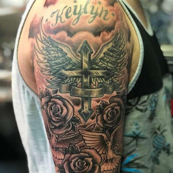 cross-tattoos