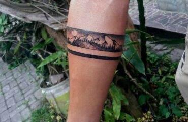 Mountain Tattoo Designs