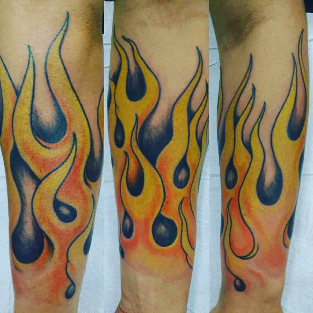 fire-tattoos