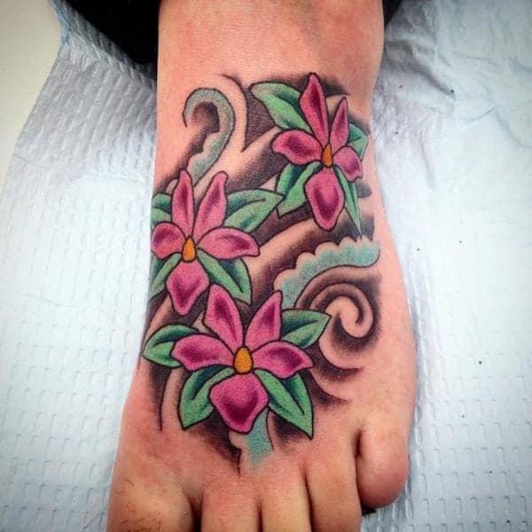 foot-tattoo-design