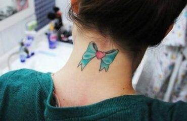Sweet Bow Tattoos to Brighten