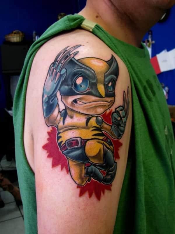eye-catching-superhero-tattoos-designs0291