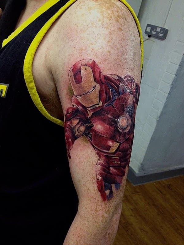 eye-catching-superhero-tattoos-designs0131